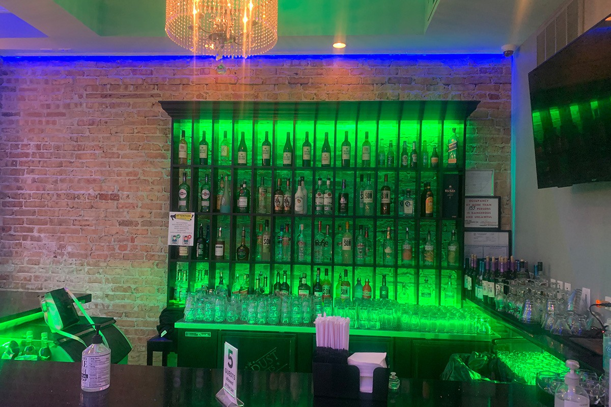chicago wedding venues open bar